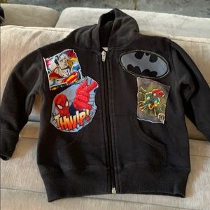 Other - Toddler sweatshirt zipper